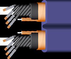 Wireworld Aurora 7 Cutaway