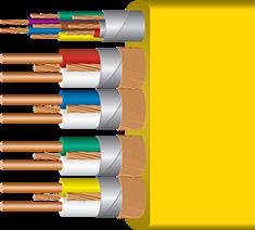 Wireworld Chroma 7 Cutaway