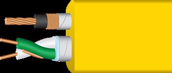 Wireworld Chroma 8 USB 2.0 Cutaway
