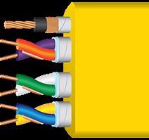 Wireworld Chroma 8 USB 3.0 Cutaway