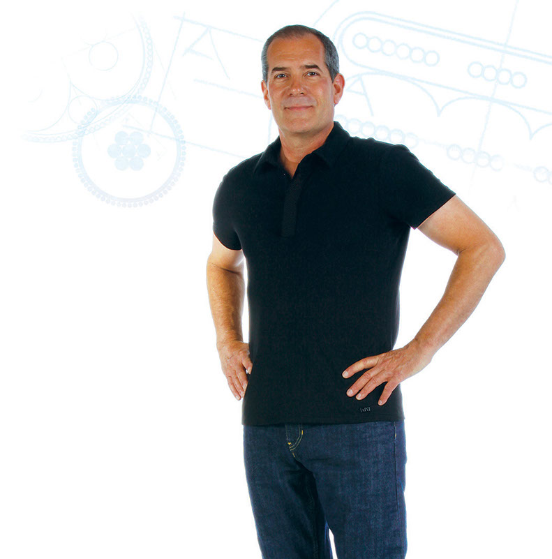 David Salz, founder of Wireworld Cables