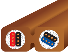 Wireworld Nano-Eclipse Mini Jack Cross section
