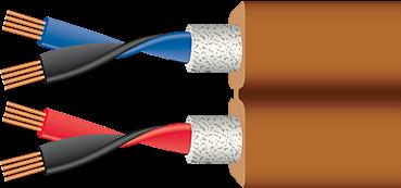 Wireworld Nano-Eclipse Mini Jack Cutaway