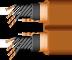 Wireworld Electra 7 Cutaway