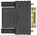HDMI Female to DVI Male