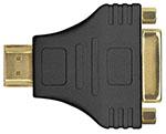 HDMI Male to DVI Female