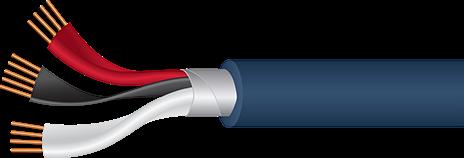 Wireworld Luna 8 Interconnect Cutaway
