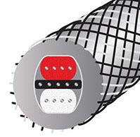 Wireworld Micro-Platinum Eclipse 8 110Ω Cross section