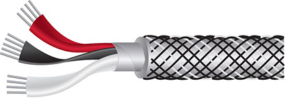 Wireworld Micro-Platinum Eclipse 8 110Ω Cutaway