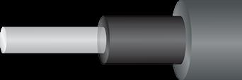Wireworld Nova Toslink Optical Cutaway