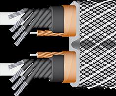 Wireworld Platinum Electra 7 Cutaway