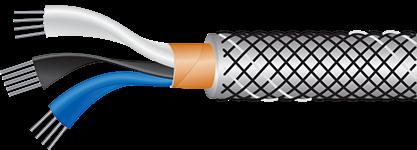 Wireworld Platinum Starlight 8 110Ω Cutaway