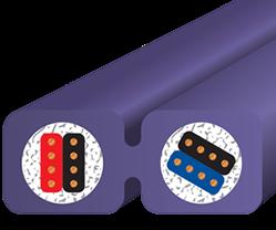 Wireworld Pulse Mini Jack Cross section