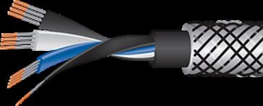 Wireworld Silver Eclipse 8 Interconnect Cutaway