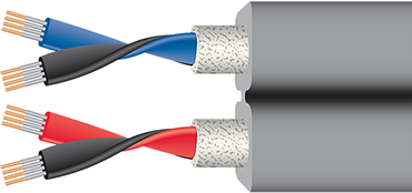 Wireworld Nano-Silver Eclipse Mini Jack Cutaway