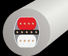 Wireworld Solstice 8 110Ω Digital Audio Cross section