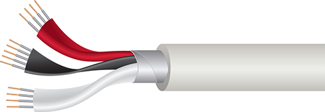 Wireworld Solstice 8 Subwoofer Cable Cutaway