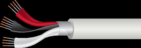 Wireworld Solstice 8 Interconnect Cutaway
