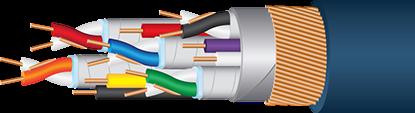 Wireworld Sphere Cutaway