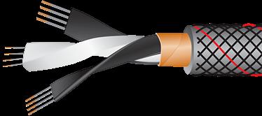 Wireworld Silver Starlight 8 Cutaway