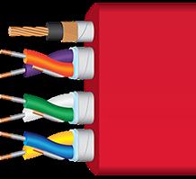 Wireworld Starlight 8 USB 3.0 Cutaway