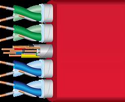 Wireworld Starlight 8 USB 3.1 Cutaway