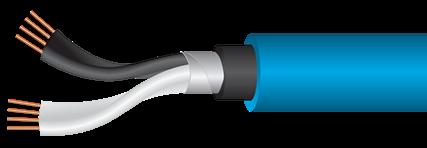 Wireworld Steam Interconnect Cutaway