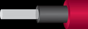 Wireworld Supernova 7 Toslink Optical Cutaway