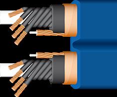 Wireworld Stratus 7 Cutaway