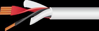 Wireworld Stream 8 Speaker Cable Cutaway