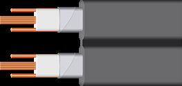 Wireworld Terra Interconnect Cutaway