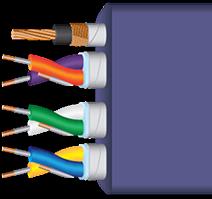 Wireworld Ultraviolet 8 USB 3.0 Cutaway