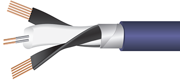 Ultraviolet 8 75Ω Cutaway